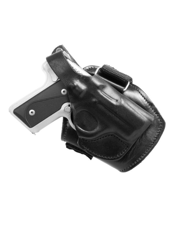 Leather Ankle Holster (B-8)