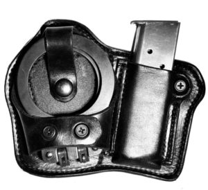 Handcuff/Magazine Combo Carrier (D-2)