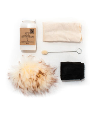 Leather Care Kit (W-3)