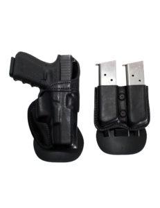 What kind of holster should I get if I don't wear a belt?