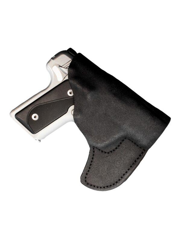 Front Pocket Holster (B-7) — MTR Custom Leather