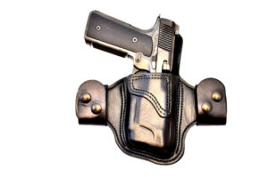 Vertical Draw Deluxe Quick-Snap Holster  (A-5V)