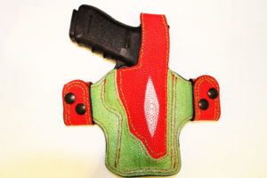 Christmas Zombie Holster