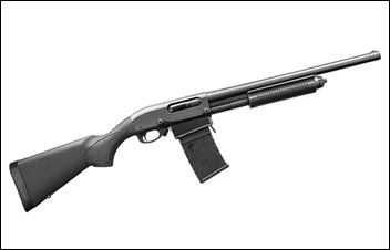 Remington Model 870 Now With Detachable Magazine