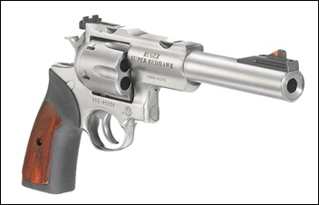 New Ruger Revolvers: Super Redhawk in 10 mm Auto and More