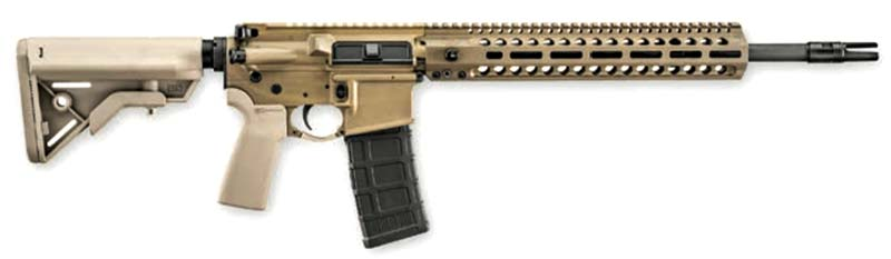 FN 15 FDE rifle