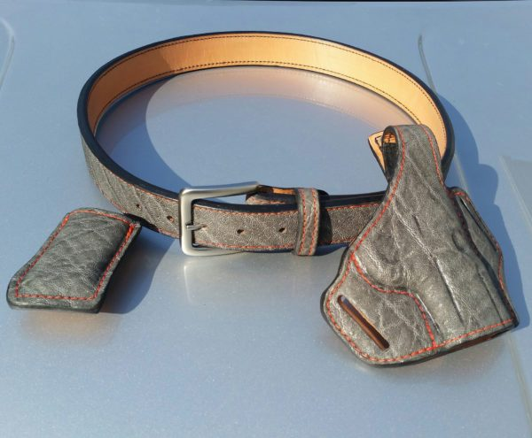 Ultimate Elephant Concealed Package (SP-2) — MTR Custom Leather