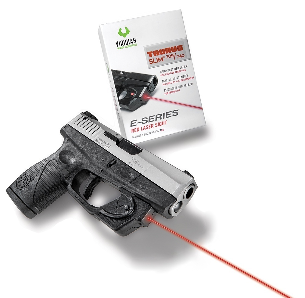 Viridian E Series Laser Sight- We make holsters for them all