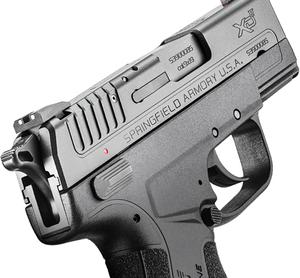 Springfield Armory | XD-E™ Announcement-MTR Custom Leather is making holsters for them!