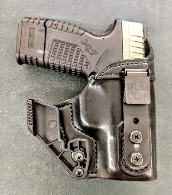 Deluxe AIWB Holster — MTR Custom Leather