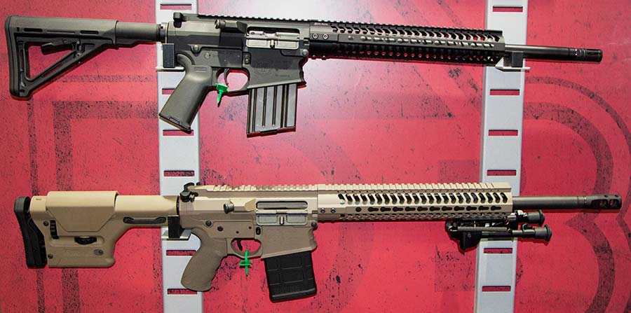 New Rifles for 2019