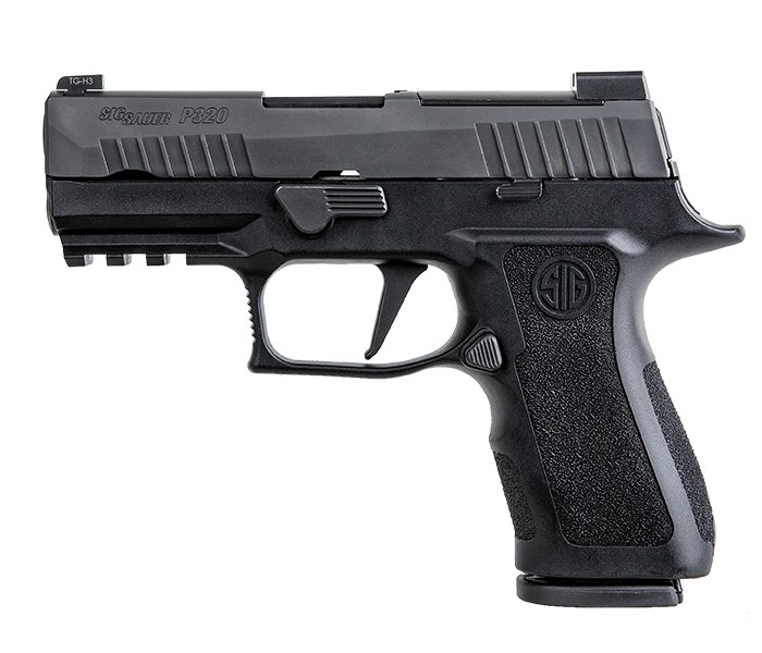 Sig Sauer P320 XCOMPACT- MTR Custom Leather has holsters for them.