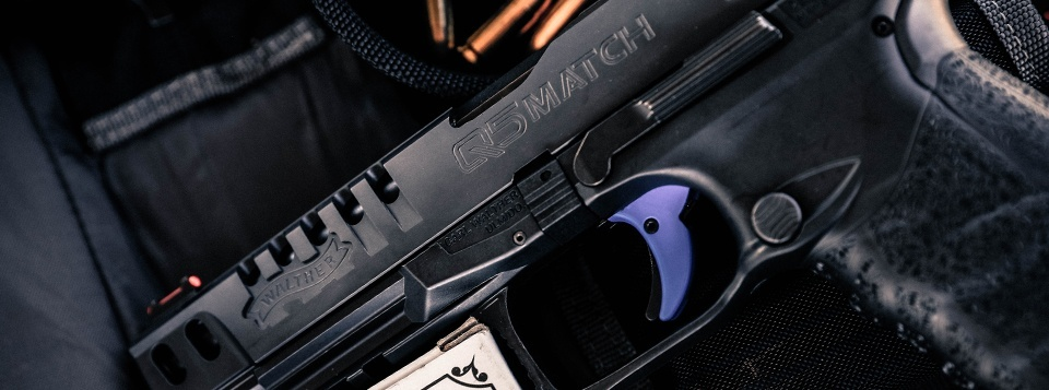 Q5 MATCH - Walther Arms-MTR has holsters for this sweet weapon