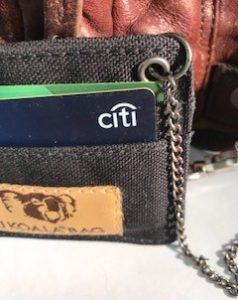 Ukoala Pouch (Wallet) — MTR Custom Leather