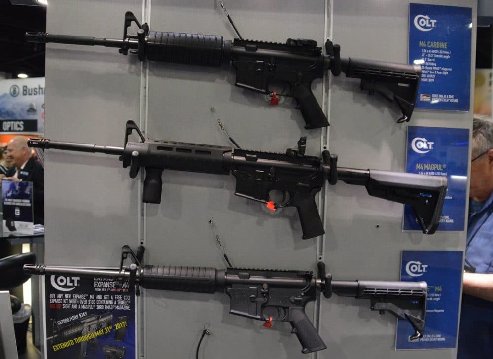 Colt Now Shipping AR-15s to Consumers again