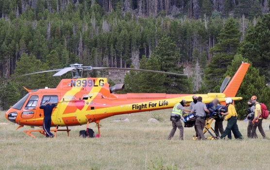Missouri man accidentally shoots himself at Rocky Mountain National Park